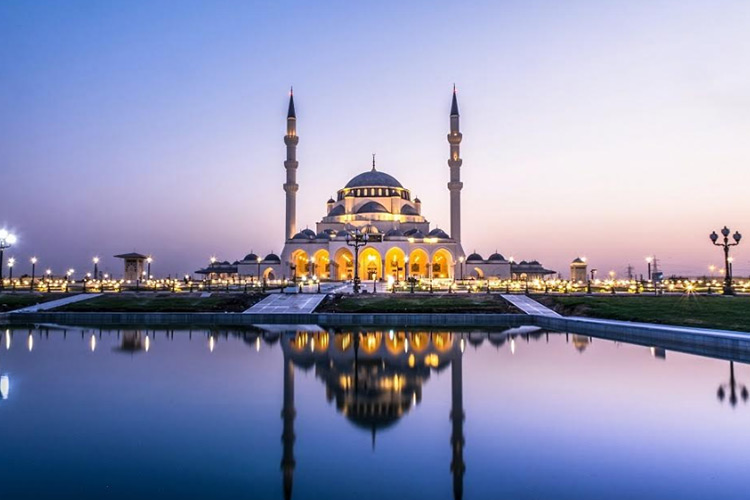 sharjah mosques 1