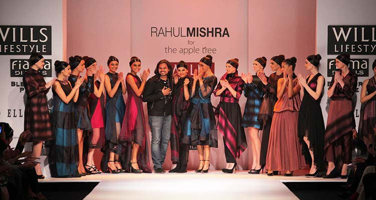 India Is The Best Producer Of Slow Fashion Says Fashion Designer Rahul Mishra Gulftoday