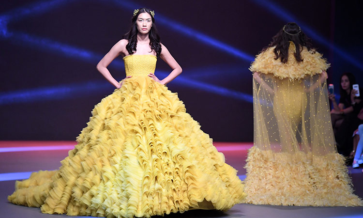 Designers Wow Audiences At Fashion Event Gulftoday