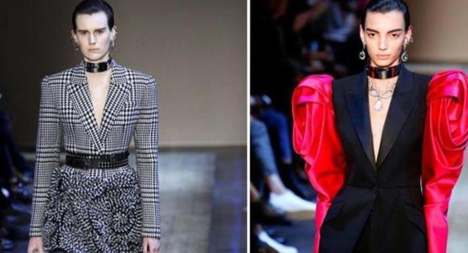 Fall Winter 2019 2020 Trends.Fall And Winter 2019 Trends Strong Shoulders Bold Colours