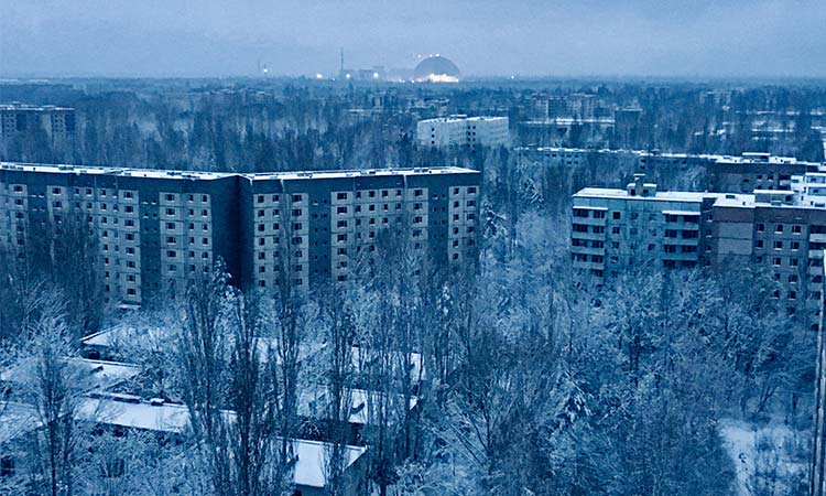 Tourism is booming in Chernobyl - GulfToday