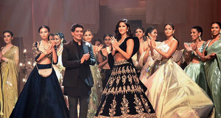 Manish Malhotra Opens Lakme Fashion Week Winter Festive Gulftoday