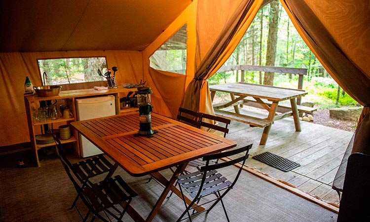 Canada Glamping 4