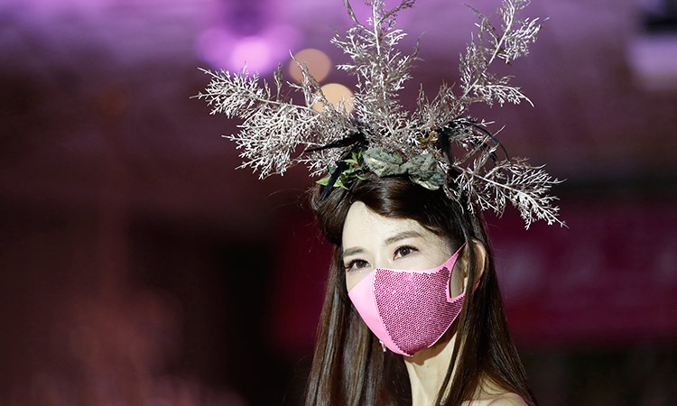 fashion mask 1