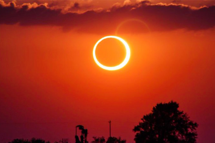 Uae To Enjoy Ring Of Fire Eclipse On Dec 26 After 172 Years Gulftoday