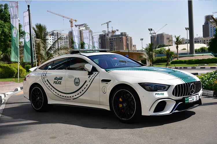 VIDEO: Dubai Police add more luxury cars to its patrol fleet