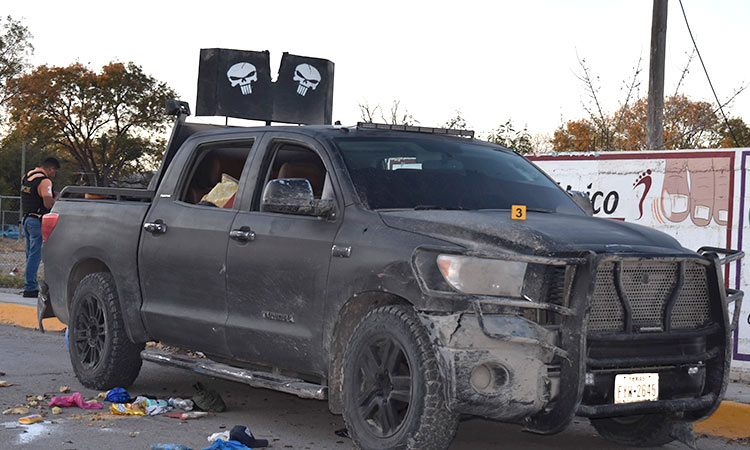 19 killed in Mexican Chihuahua state drug gang clash - GulfToday