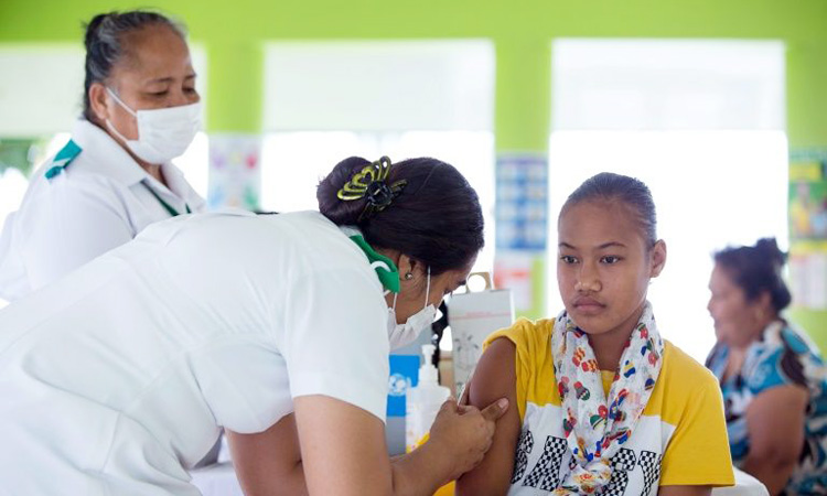 Samoa's measles epidemic claims another life, death toll now 77