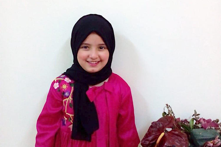 6-year-old girl completes memorising Holy Quran - GulfToday