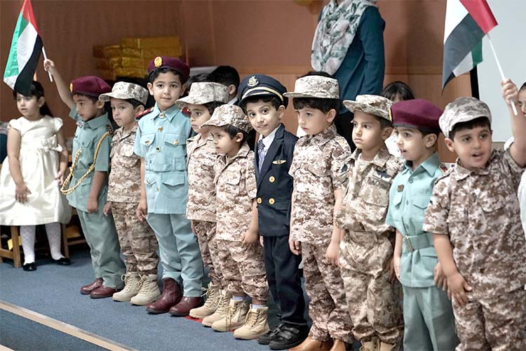 UAE-children