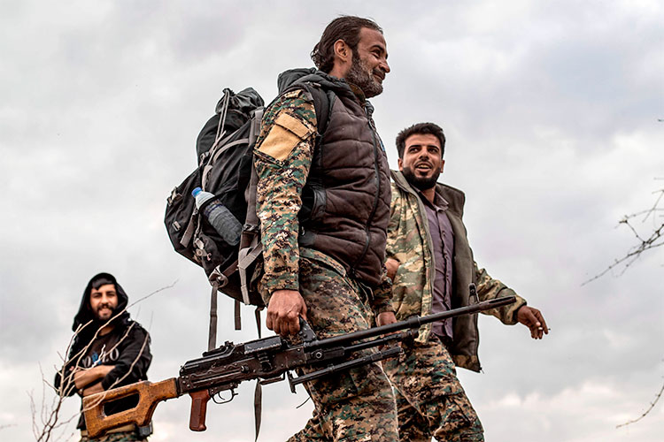 Syria-fighter