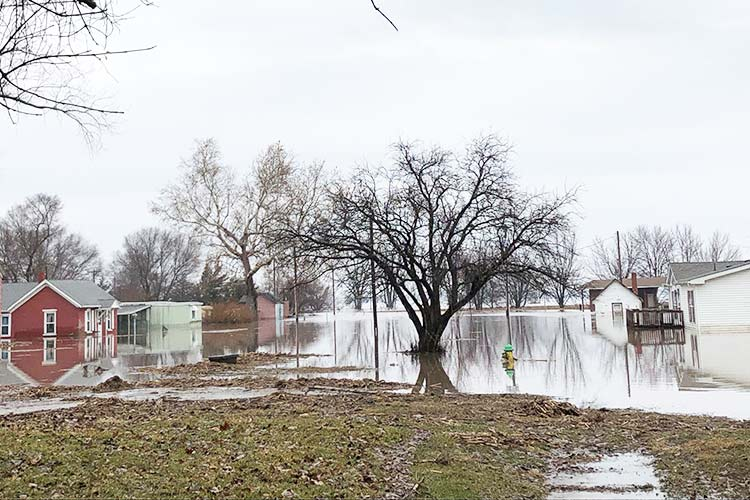 Flooding will go on in storm-ravaged US Midwest - GulfToday