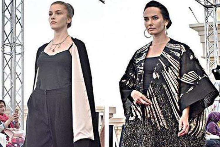Student Designers From Cfd Showcase Talents On The Runway Gulftoday