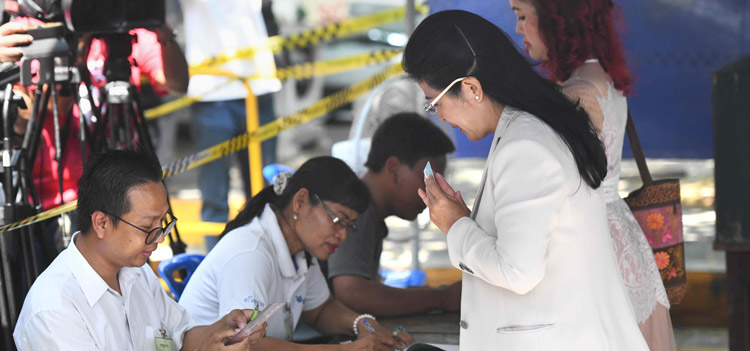Thai army warns against protests over poll results - GulfToday