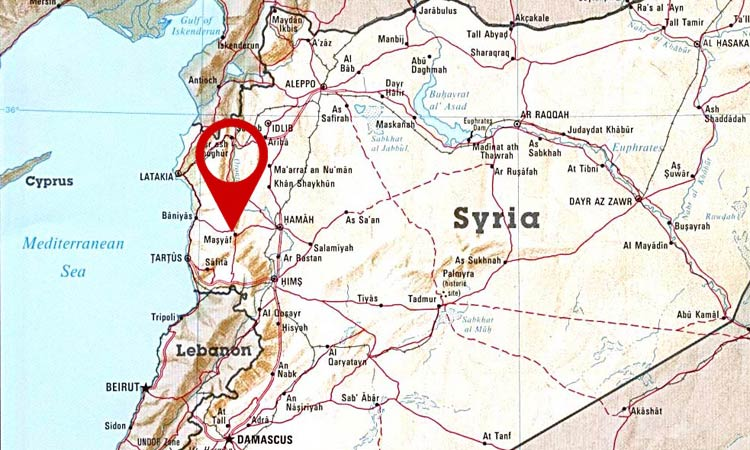 Syria-Map-2-750