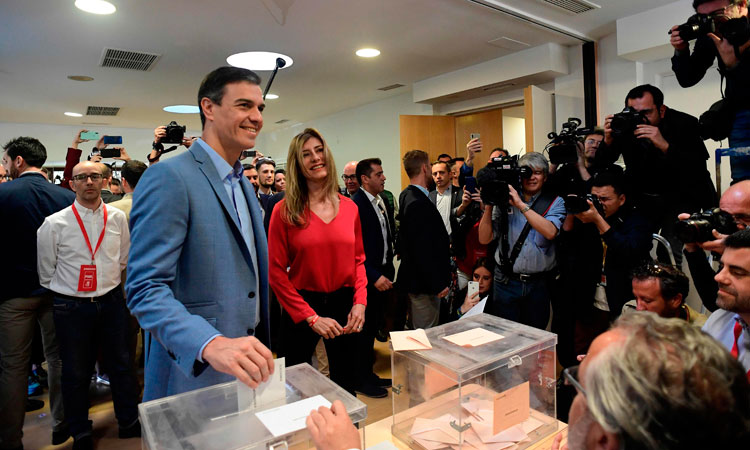 Image result for Spain election