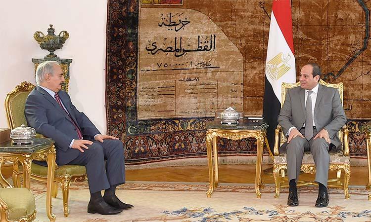 Наступление на Сирт и Каирская декларация