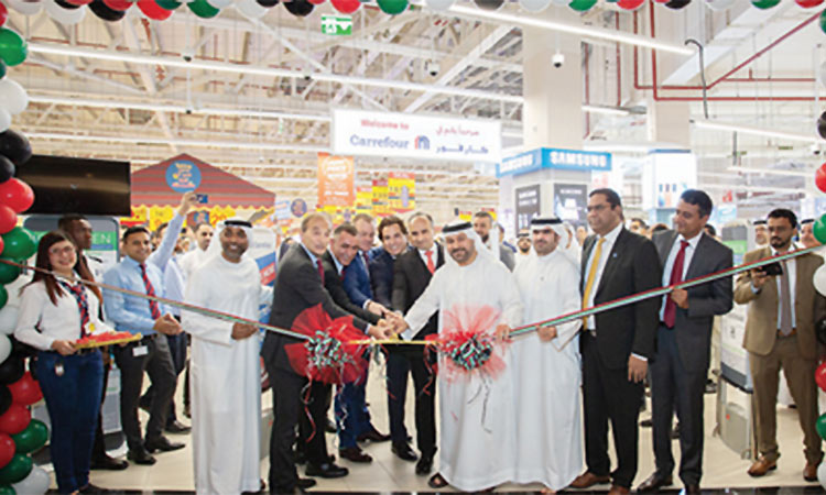Carrefour Hypermarket Inaugurated Gulftoday