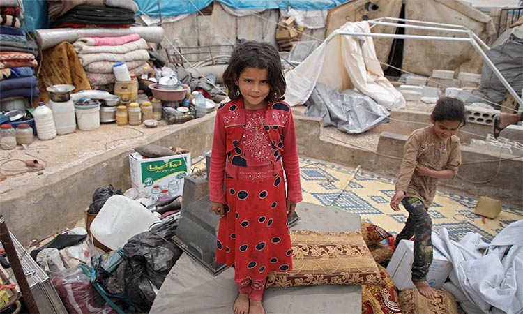 Syria-displaced