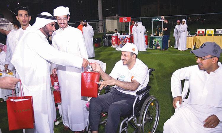 Zayed Humanitarian Work Day 'unforgettable'