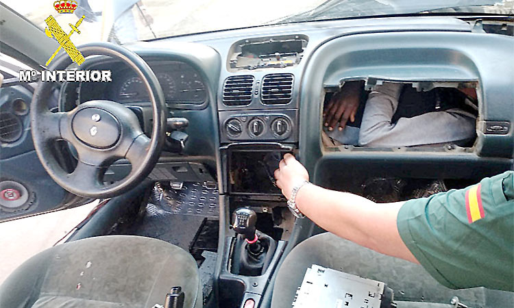 Three Migrants Found Hidden In Cars At Spain Morocco Border Gulftoday
