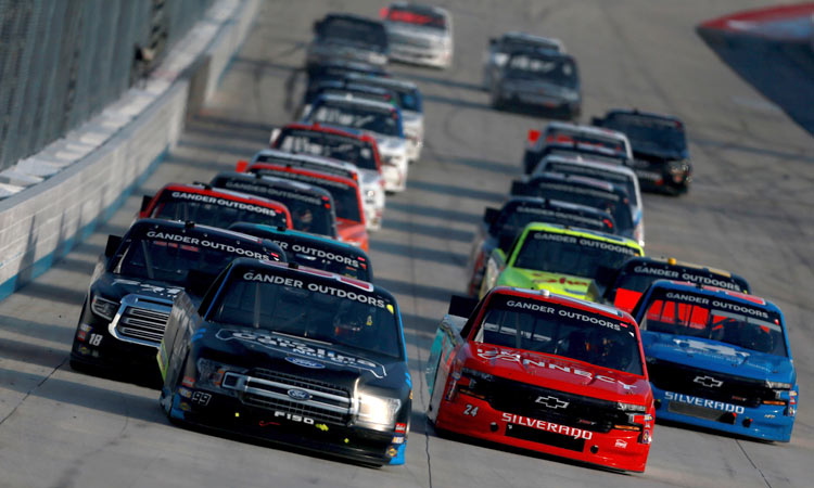 NASCAR deal could boost wagering | Racing