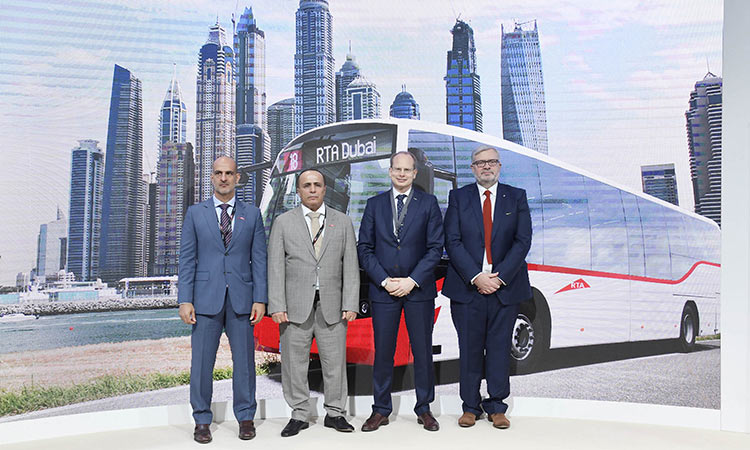 90% of Dubai limousine fleet to go green by 2026 - GulfToday