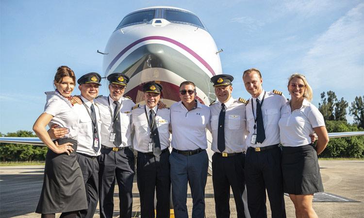 Polar Flight 750