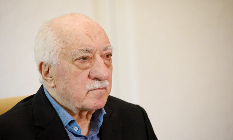 Turkey orders arrest of 176 military personnel over suspected Gulen