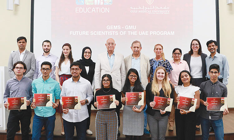 UAE-Future-Scientist