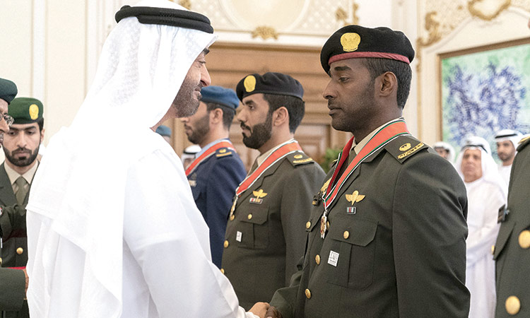 MohamedBinZayed-honour