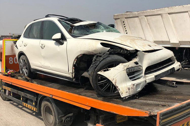 Emirati woman dies, another injured in RAK accident - GulfToday