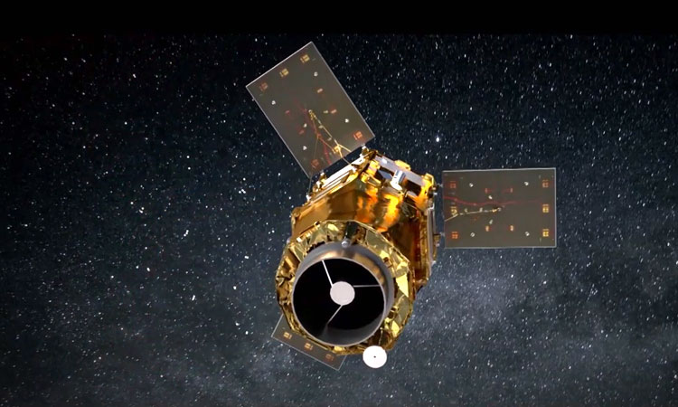 Video: UAE to launch 'Falcon Eye' satellite in July - GulfToday