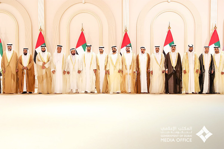 Video: UAE Rulers attend wedding reception of Sheikh Mohammed's sons