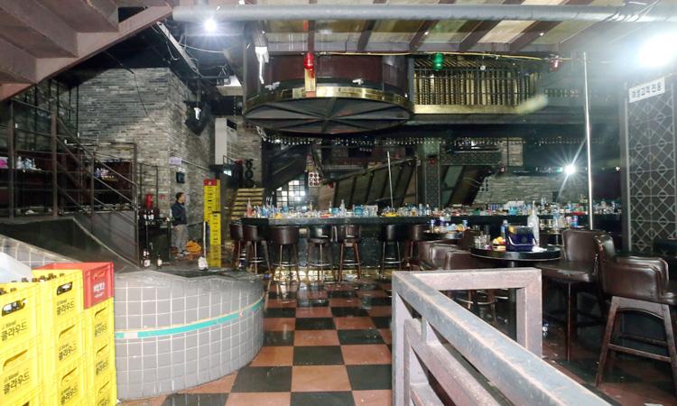 Collapse at Gwangju Nightclub Kills 2, Injures FINA Athletes