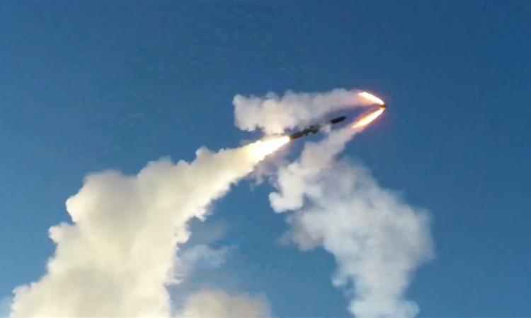 Russian Federation  says five died in missile test explosion