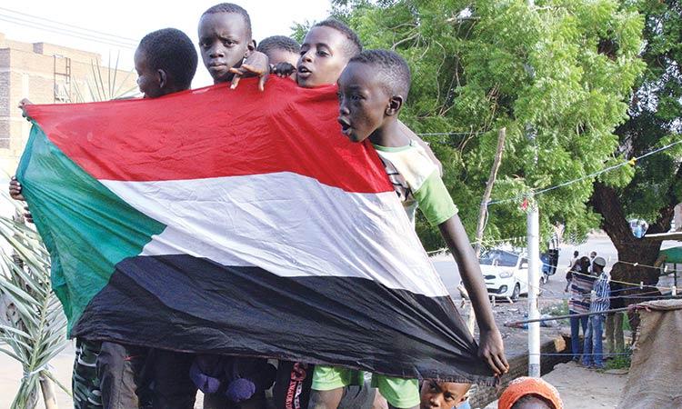 Sudan-kids