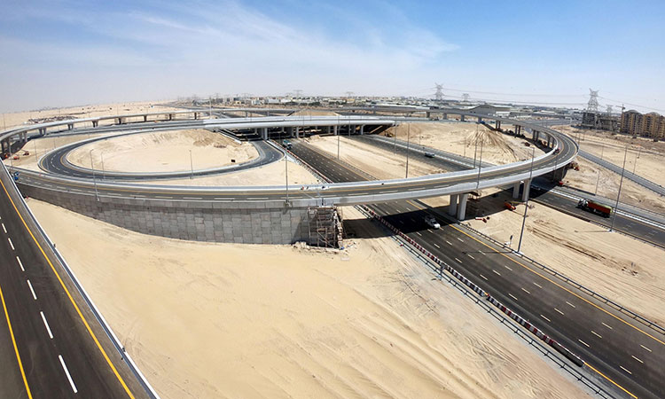 Rta Opens Phases 3 And 4 Of Roads Leading To Expo Gulftoday