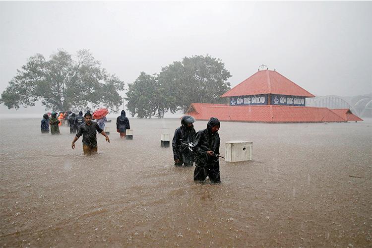 2,600 evacuated as rain batters Kerala, wreaks havoc in Karnataka