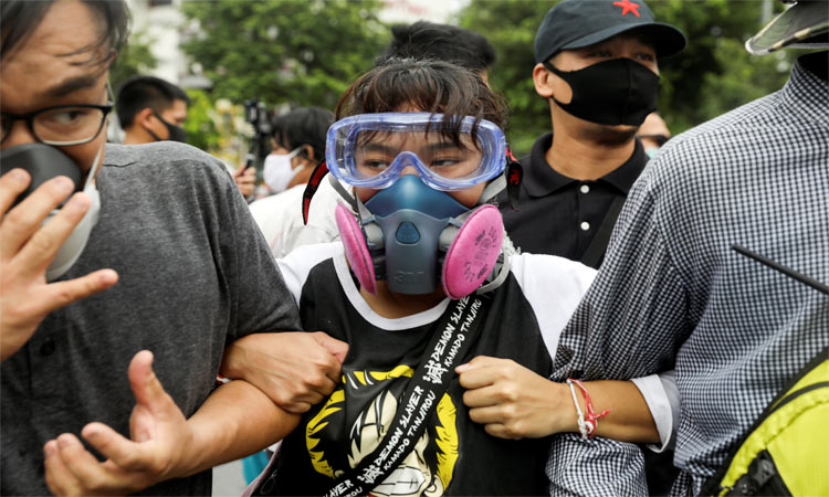 Thai protest brought forward over disruption fears - GulfToday
