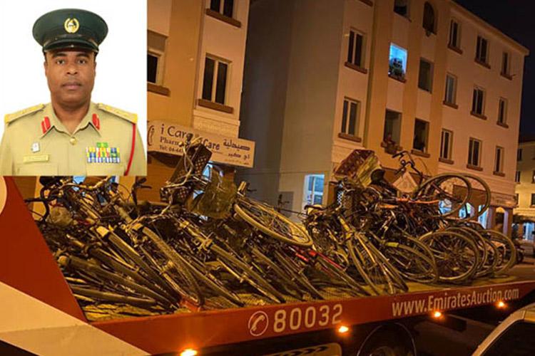 Bikes-Police