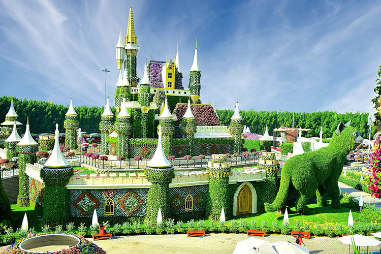 Dubai Miracle Garden To Open Its Doors For Visitors On Nov 1 Gulftoday