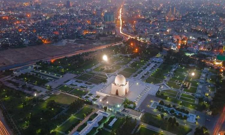 Karachiaerialview