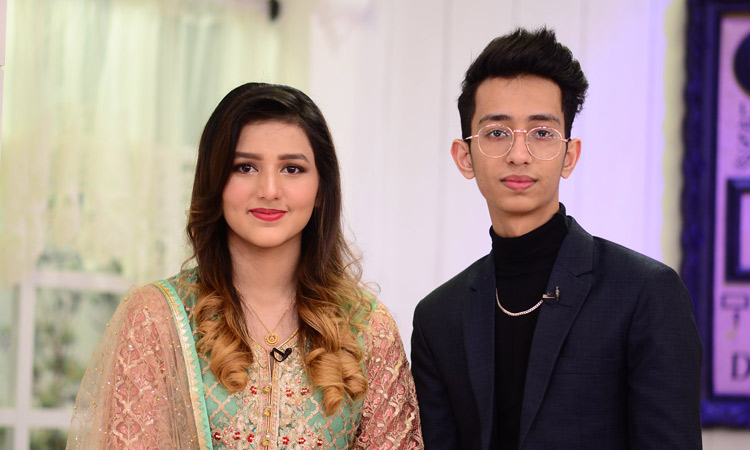 Pakistani Couple Who Tied The Knot At 18 Appears On Tv After Clamour From Their Fans Gulftoday