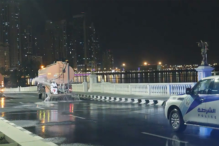 Sharjah-Clean