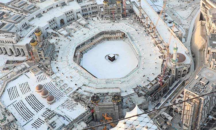 King Salman orders to open 'Mataf' for non-Umrah performers ...