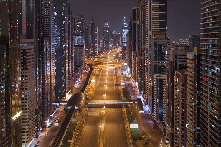 Zayed-Road