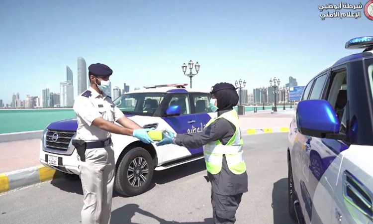 Abu Dhabi Police warn of risks posed by bad tyres to safety of ...