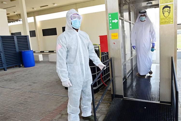 UAE ranks first in Arab world in handling COVID-19 pandemic, says report