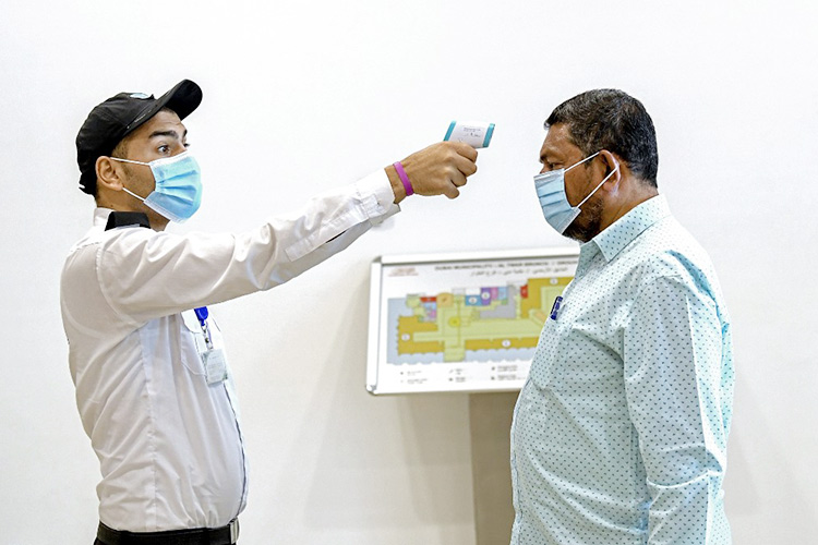 Two Travel Related Cases Of Covid 19 Reported In Harris: UAE Reports 382 New Coronavirus Cases, Issues Travel